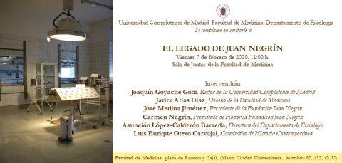 El legado de Juan Negrín
