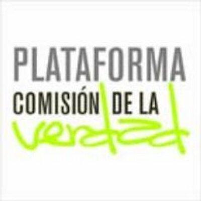 Plataforma Comision de la Verdad logo