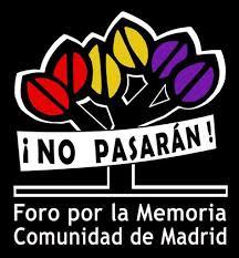 foro memoria comunidad madrid
